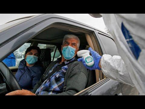 Задержания в Бишкеке