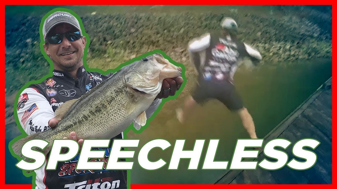 You Won't Believe this Catch Sequence from Keith Poche!