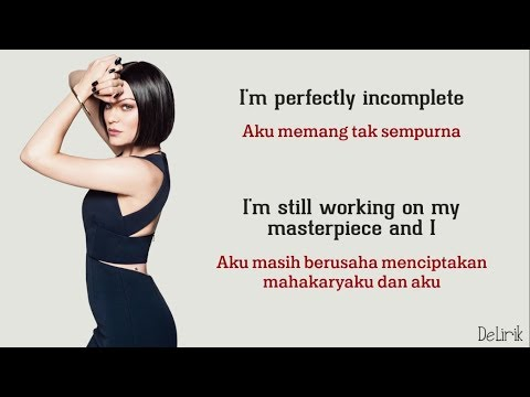 Masterpiece - Jessie J [Karina Cover] - Lyrics video dan terjemahan