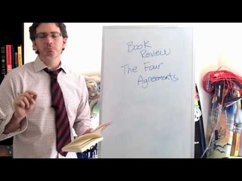 The Four Agreements Book Review Youtube