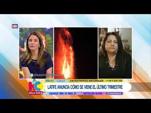 Las predicciones de Latife sobre los fenómenos que podrían ocurrir en Chile
