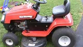 MTD Yard Machine Tractor Quick Flip