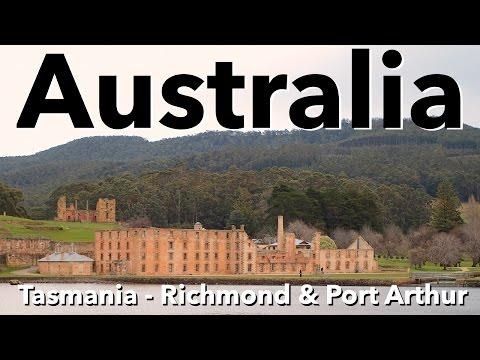 Australia - Tasmania - Richmond & Port Arthur