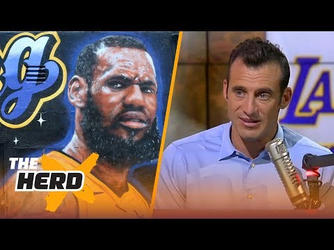 Doug Gottlieb knows how true Lakers fans feel about LeBron coming to L.A.   NBA   THE HERD