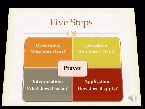 Basic Hermeneutical Principles