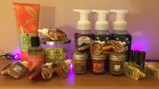 Bath & Body Works Artisan Market Line Small Fall Haul Thumbnail