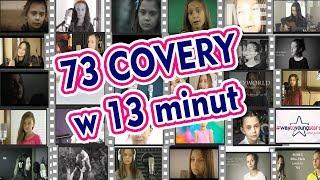 MOJE WSZYSTKIE COVERY W 13 MIN / by VIA (OliVIA Tomczak) - BĘDĘ DUBBINGOWAŁA W FILMIE?!