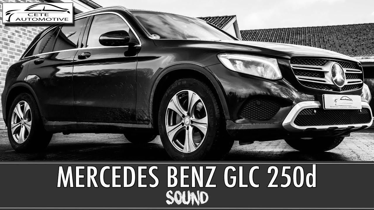 mercedes benz glc 250d 4matic soundmodul active sound. Black Bedroom Furniture Sets. Home Design Ideas