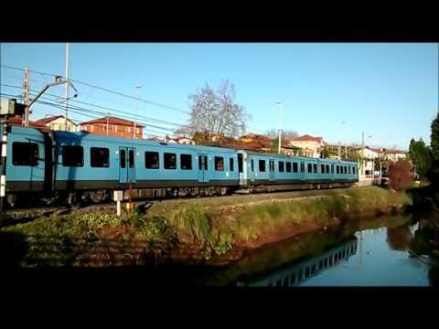 Trenes en España, Spain Trains 2015