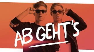 Repeat youtube video AB GEHT'S (Musikvideo)
