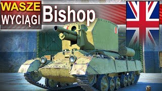 Bishop sam na 6 czołgów! Da radę? World of Tanks