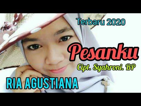 PESANKU - Ria Agustiana - Dangdut Lampung 2020 - Cipt, Syahroni BP - Iwan Sagita