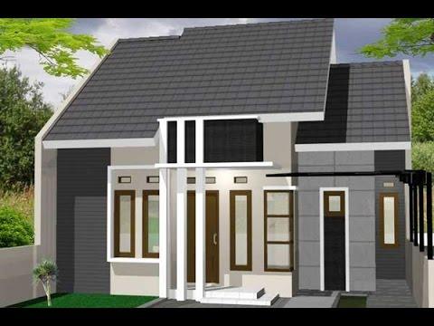 Rumah Minimalis Type 36/72, Desain Rumah Minimalis Type 36 ...