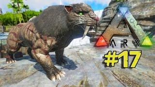 Baixar Ark Survival Evolved #17 Prezivljavanje - Divlja Macka (Sabertooth) i T-Rex