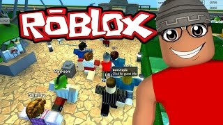 Roblox-the new toys (Theme Park Tycoon 2)