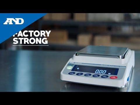 Laboratory balances and scales