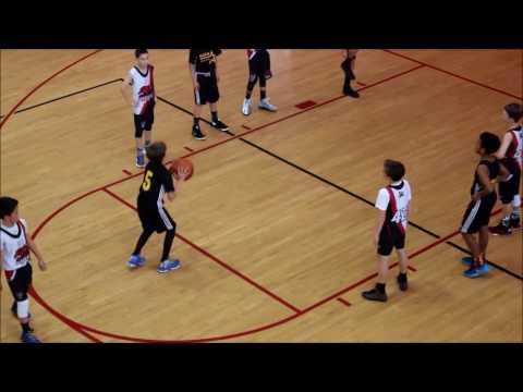 Dash Basketball Big Game - March 18, 2017