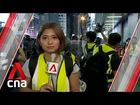 Hong Kong protests: 15th straight weekend of demonstrations | Report from Causeway Bay