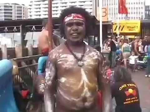 Fête nationale de Sydney en Australie