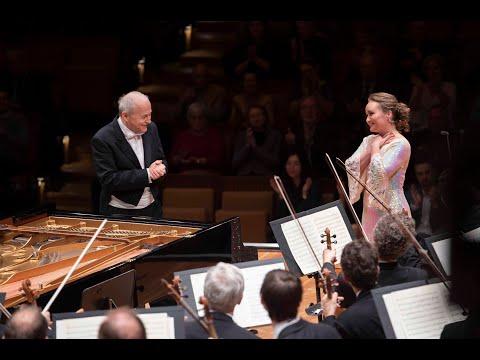"Berliner Philharmoniker Julia Lezhneva Adam Fischer Mozart ""Ch` io mi scordi di te?"" excerpt"