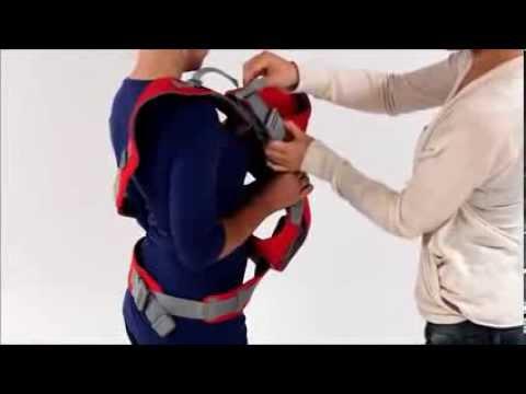 Porte Bébé comment le porter vidéo démonstration - YouTube c146be21662