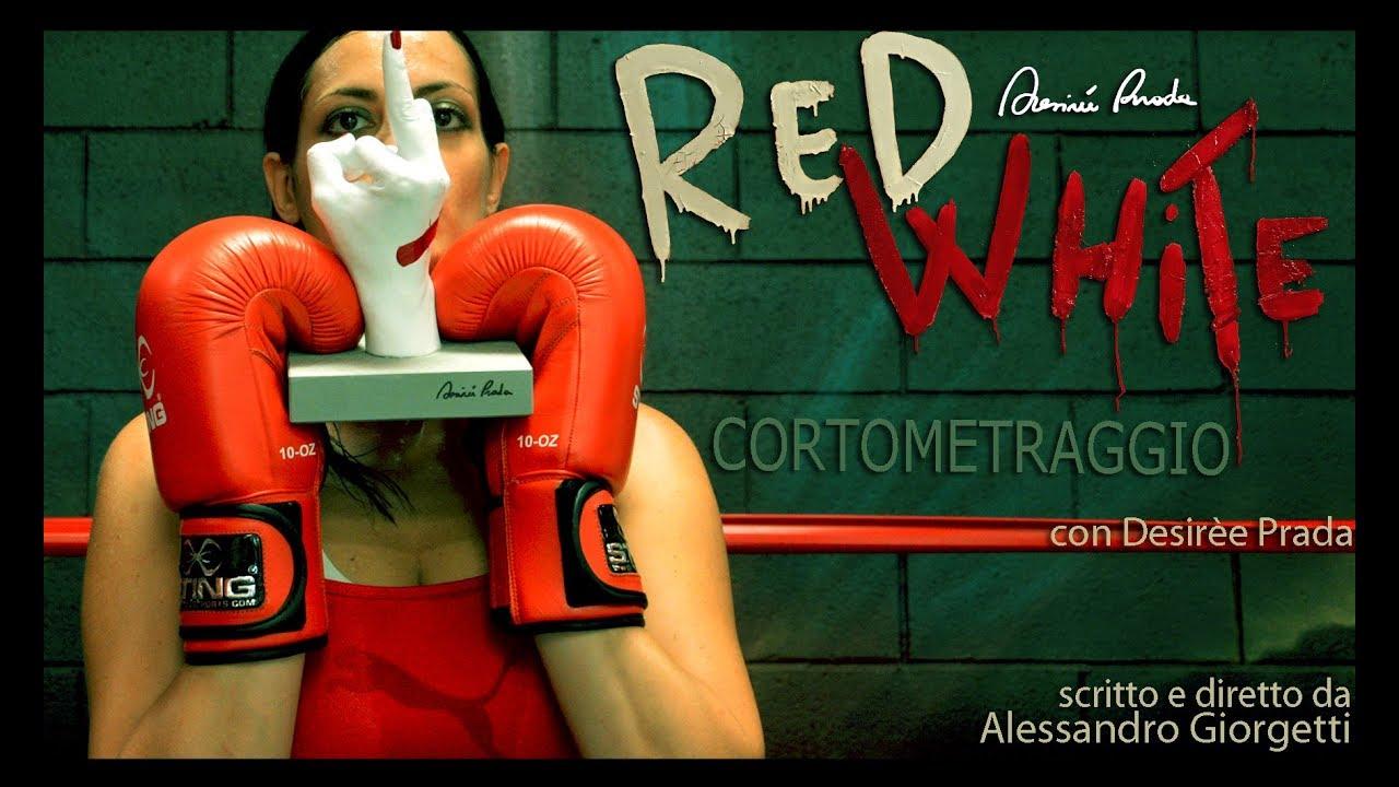 RedWhite | Desirèe Prada | cortometraggio 2020 [Arte Moderna]
