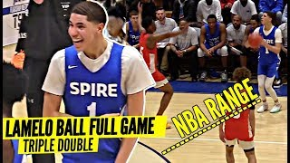 LaMelo Ball 30 POINT Triple Double FULL GAME UPLOAD! Melo Takes Over Atlanta