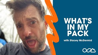 Stacey McDermid (What's In My Pack)