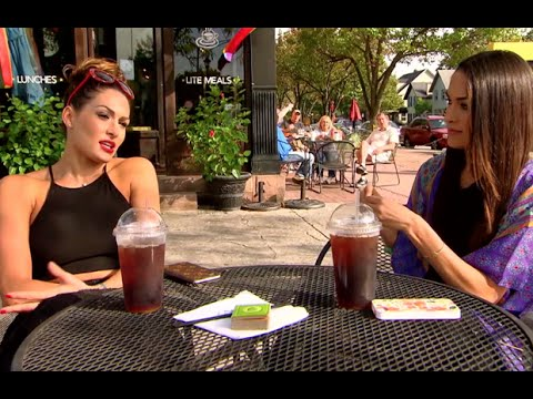 Total Divas Season 5, Episode 7 Clip: Nikki tells Brie how to be more romantic