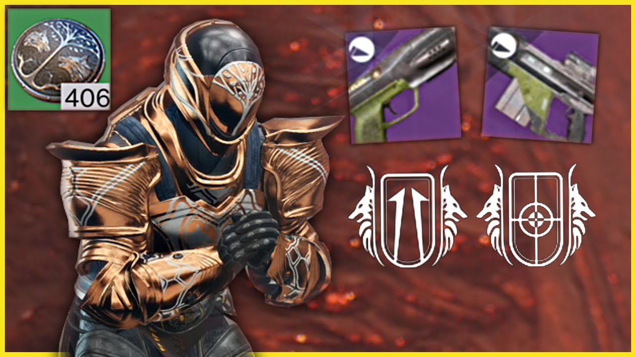 400 Iron Banner Tokens = GOD ROLLS! (Destiny 2 Iron Banner Package Opening)