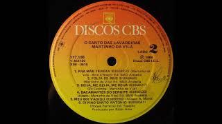Baixar Martinho Da Vila - Pra Mãe Tereza (LP/1989)