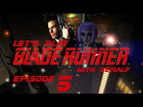 Let's Play Blade Runner - Part 5 - Yukon Hotel (Act 3)