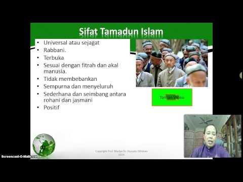 TITAS UTHM Topic 2 Part 3: Tamadun Islam