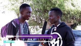 """""""What is Milk-shake in Swahili???""""-StreetTales Tv"""