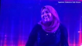 茜拉 Shila Amzah ft Alif Satar 《Selamanya Cinta》马六甲群星欢聚 Melaka 18.09.2016