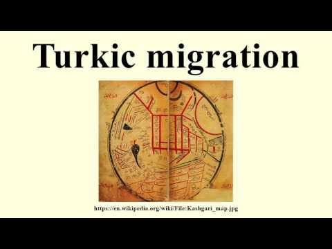 Turkic migration