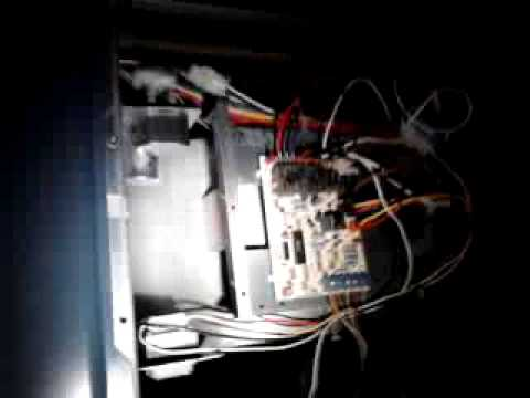 How to change a furnace blower motor speed - YouTube