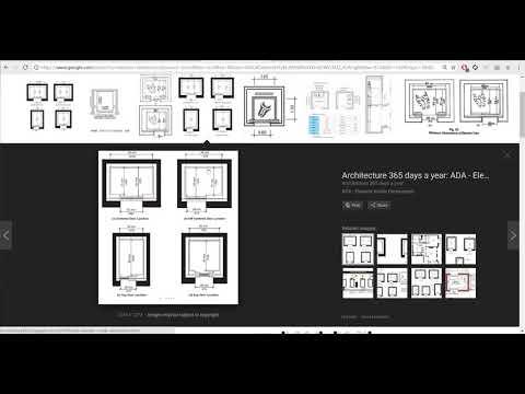 Autodesk Revit Green Library Design Tutorial - Part 2 - Room Layout (Level 1)