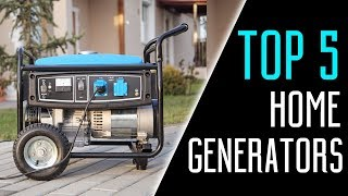 Best Home Generators In 2018 - Best Standby Generators for Home Use