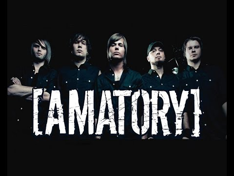 Смотреть клип AMATORY (Аматори) - Остановить время Альтернатива тяжелый рок онлайн бесплатно в качестве