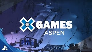 SNOW - X Games Gameplay Trailer | PS4