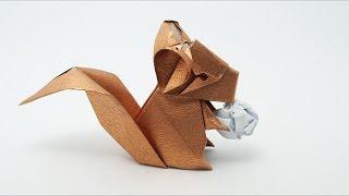 Origami Chinchilla (Jo Nakashima)