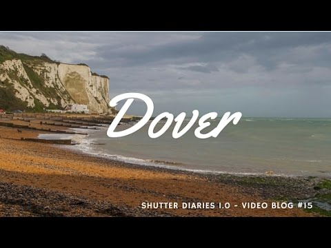 Visiting the white cliffs of Dover