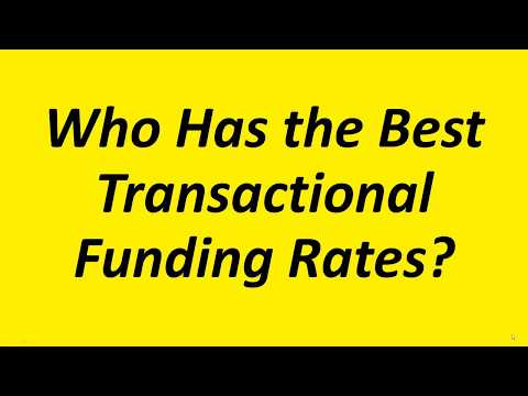 [REVIEW] Best Transactional Funding
