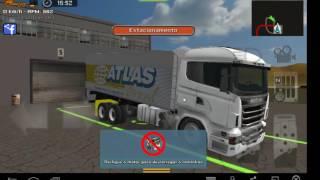Grand Truck Simulator Skin Bau Atlas