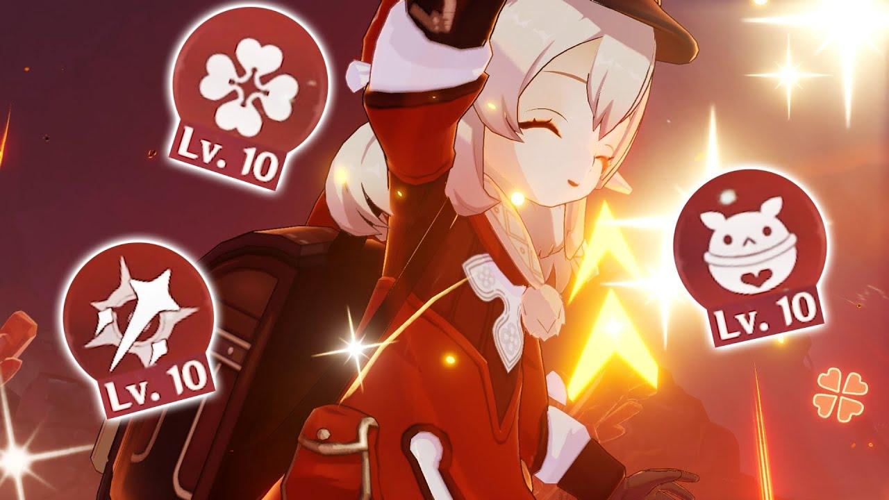 Download KLEE IS 10/10/10! Worth It? (Genshin Impact)