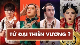 Huỳnh Lập, Quang Trung Và Những Diễn Viên Trẻ Tài Năng Của Showbiz Việt | Gia Đình Việt