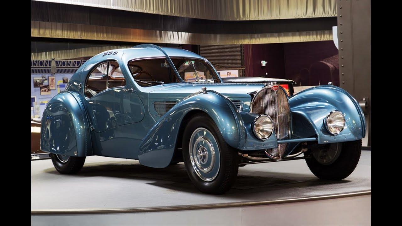 10 самых дорогих ретро автомобилей в мире