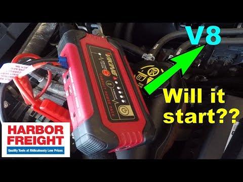 Viking Power Pack Start V8?|3 Month Review Harbor Freight.