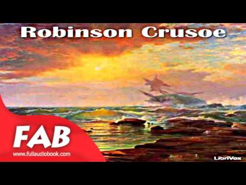 Robinson Crusoe Full Audiobook by Daniel DEFOE by Action & Adventure Fiction